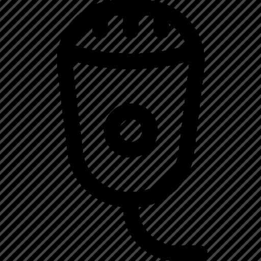 female, legs, razor, remover, shaver icon