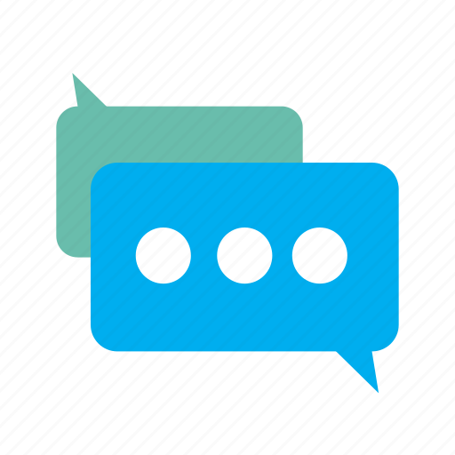 Bubble, chat, communication, message, send, sms, talk icon - Download on Iconfinder