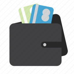 buy, cash, finnances, money, pay, shopping, wallet icon