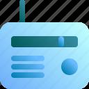 audio, broadcast, electronic, radio, sound