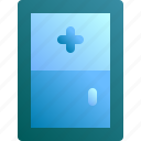 aid, box, firstaid, kit, medicine