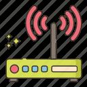 internet, modem, router, wifi