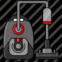 cleaner, cleaning, vacuum