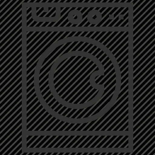 design, equipment, machine, tool, washing icon