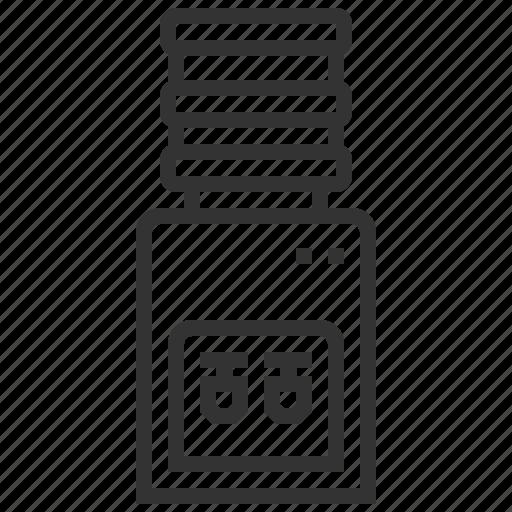 device, dispenser, kitchen, water icon