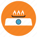 appliances, burner, cooking, gas, home, stove icon