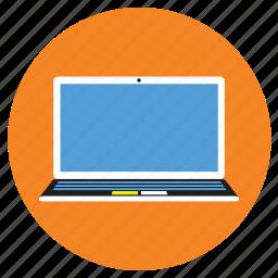appliances, home, laptop icon