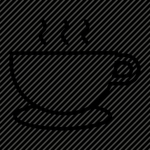 coffee, coffee cup, kitchen utensils, tea, tea cup icon