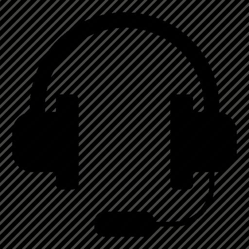 audio, earphone, headphone, headset, sound icon