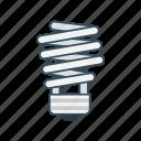 bulb, electric, energysaver, lamp, light