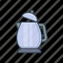 appliances, home, kettle, kitchen, teapot