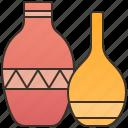 ceramic, decoration, flower, pot, vase