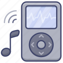 ipod, music, player, media, sound, audio