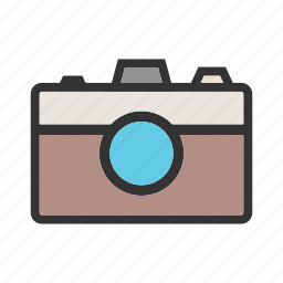 camera, canon, cap, equipment, lens, photography, technology icon