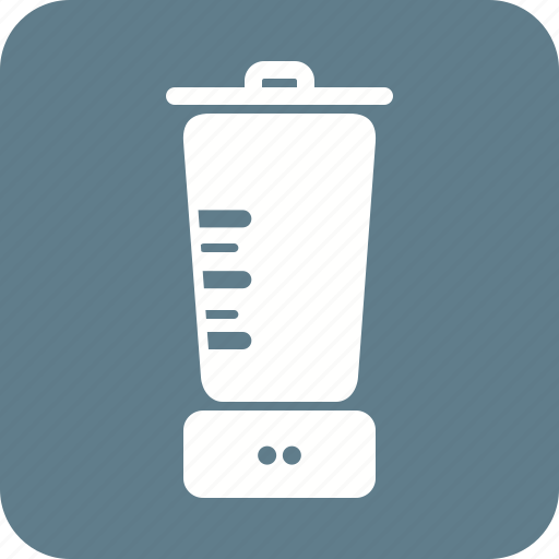 blender, domestic, electric, food, fruit, juice, kitchen icon