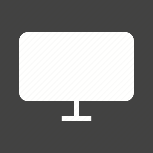 lcd, plasma, screen, television, tv, wall icon