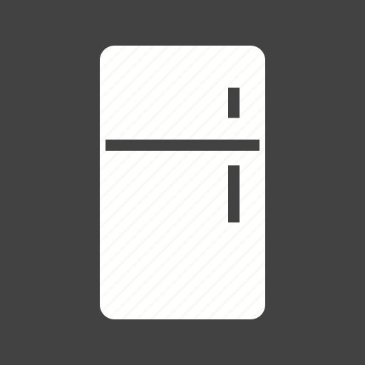 cold, cool, door, freezer, fridge, kitchen, refrigerator icon