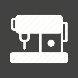 craft, equipment, machine, metal, needle, sewing, thread icon