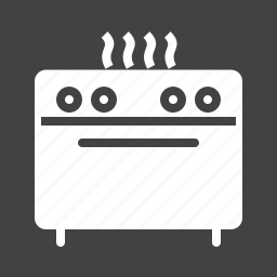 burner, domestic, fue, gas, heat, kitchen, stove icon