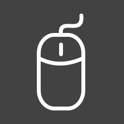 business, cable, computer, equipment, mouse, technology icon