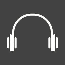 dj, ear, earphone, headphone, headphones, studio, technology icon