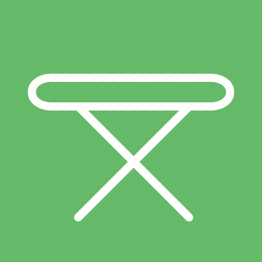 board, clothes, home, iron, ironing, laundry, stand icon