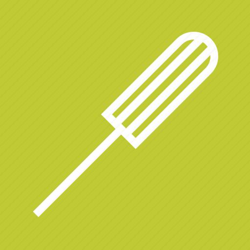 driver, kit, metal, screw, set, tool, tools icon