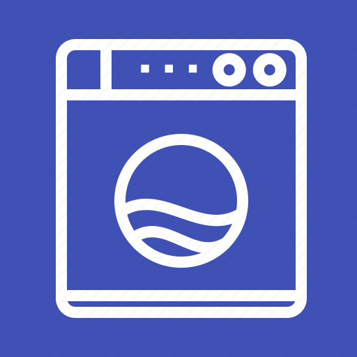 Clean, laundry, machine, wash, washer, washing icon - Download on Iconfinder