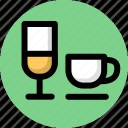 bar, drink, restaurant icon