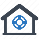 assistance, home, home insurance, house, property icon