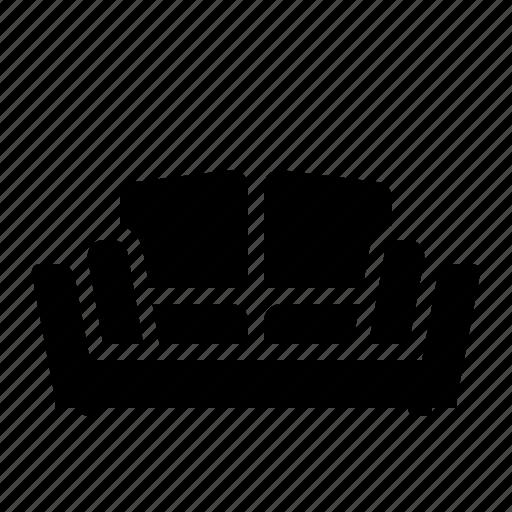 Furniture, home, interior, modern, sofa icon - Download on Iconfinder