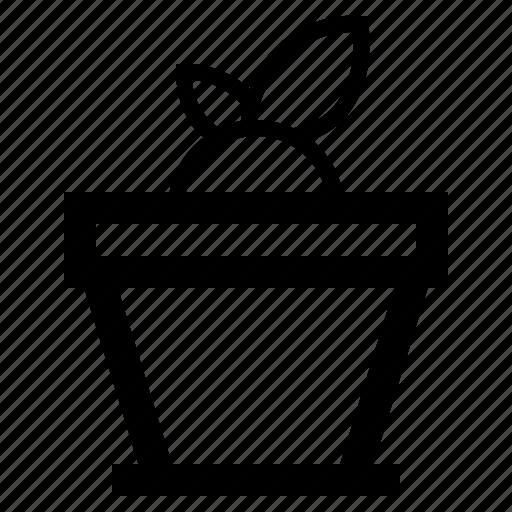 Furniture, home, interior, living, modern, plant icon - Download on Iconfinder