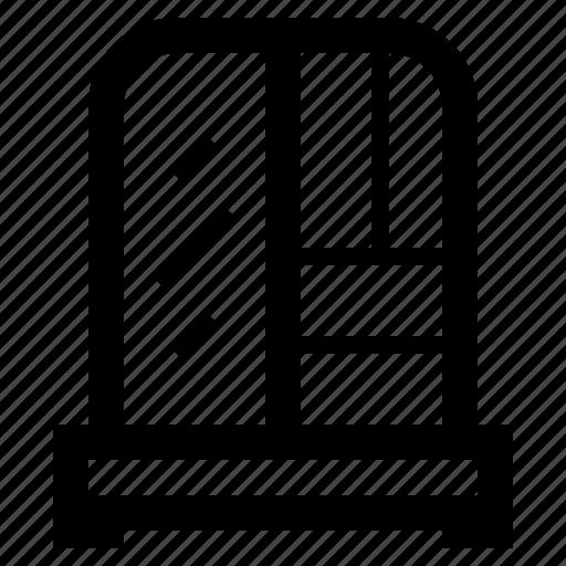 Furniture, home, interior, living, modern, wardrobe icon - Download on Iconfinder