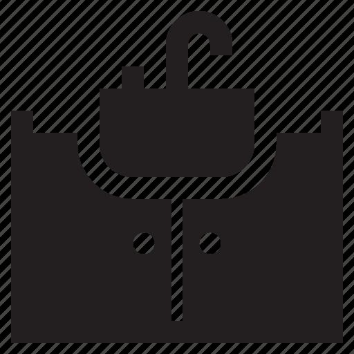 Furniture, home, interior, living, modern, sink icon - Download on Iconfinder