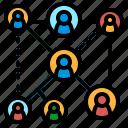 communications, group, networking, teamwork, work