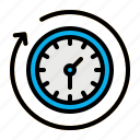 clock, fast, quick, time, watch
