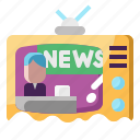 monitor, news, newspaper, television, tracking, tv, update