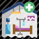bed, emergency, healthcare, hospital, medical, pharmacy, treatment