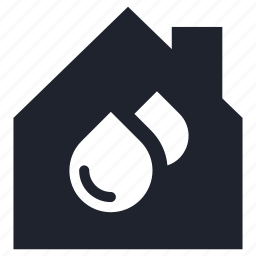 home, house, plumber, plumbing, renovation, supply, water, watering icon