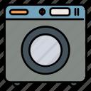 washing, machine, home supplies