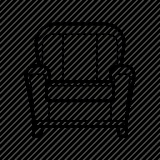 cinema, seat, sofa, theater icon