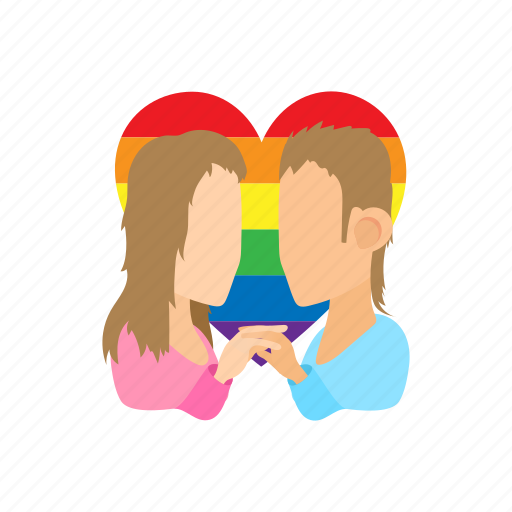 Cartoon, couple, female, girls, lesbians, sex, two icon - Download on Iconfinder