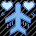 honeymoon, love, romance, trip
