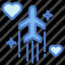 airport, flight, plane, travel