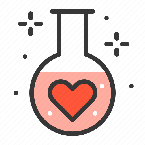 couple, heart, honeymoon, love, love chemical, wedding icon