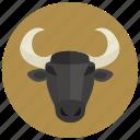 bull, horoscope, sign, taurus, zodiac, zodiacs