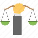 balance, equality, justice, libra, zodiac sign icon