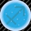 astro, horoscope, sagittarius, staragaze, zodiac icon