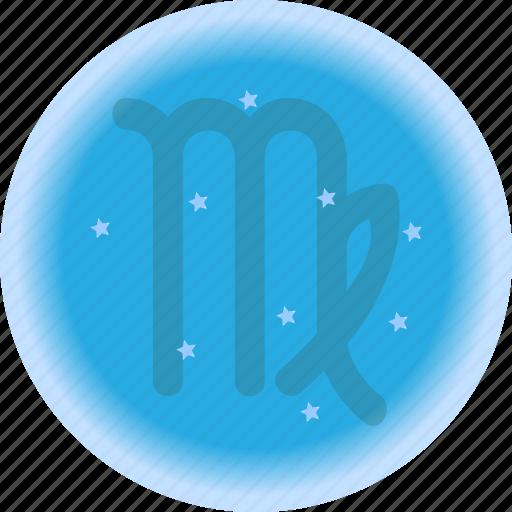 Astrology, horoscope, virgo, zodiac icon - Download on Iconfinder