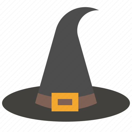 halloween, hat, horror, witch, wizard icon